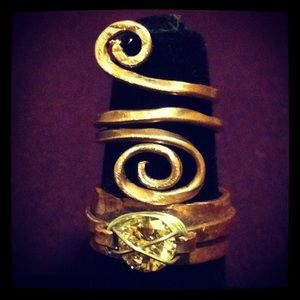 Andrea Durham Designs Jewelry - HAND MADE RINGS | OOAK Copper pinkie ring